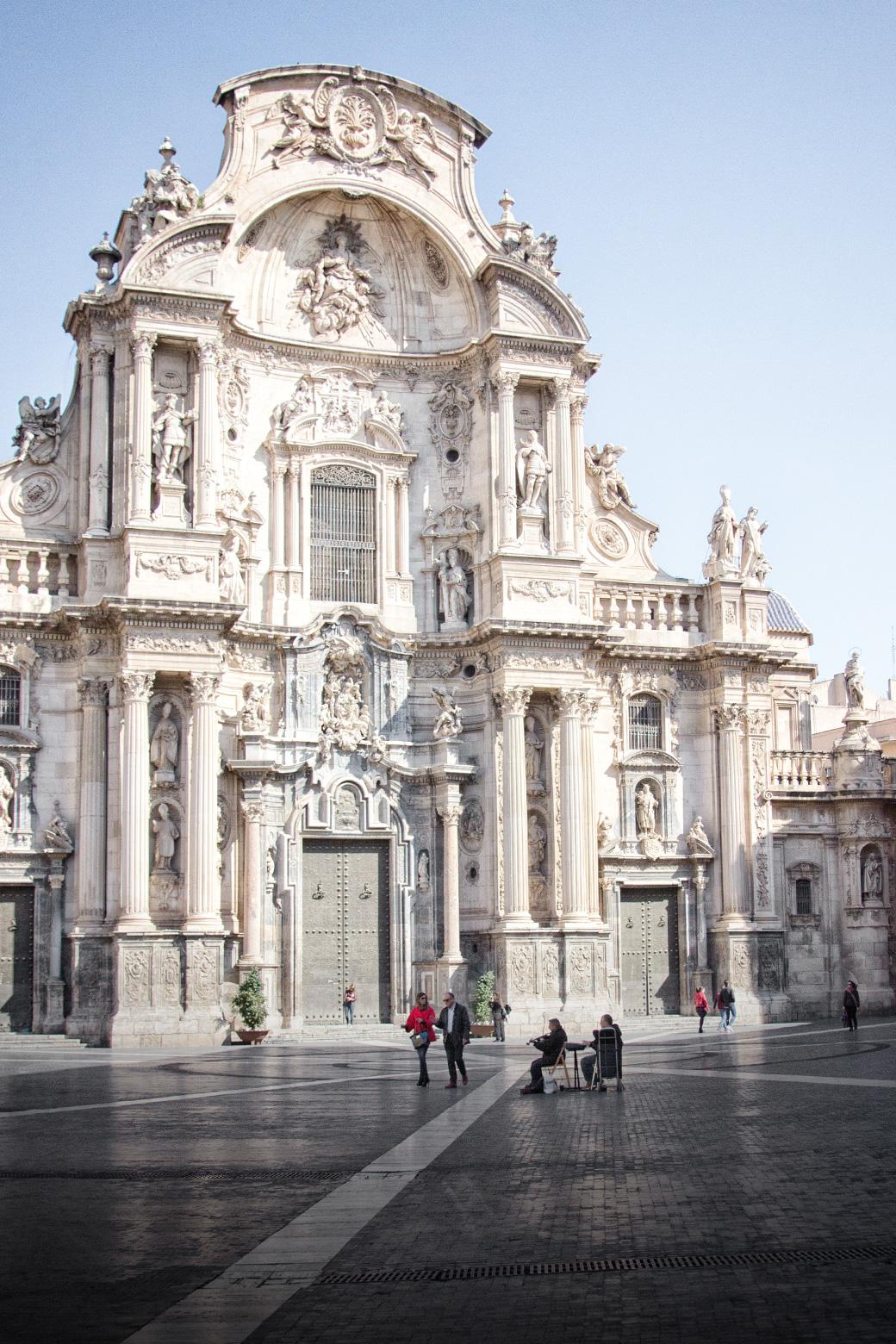 Ein Kind seiner Zeiten – die Kathedrale von Murcia