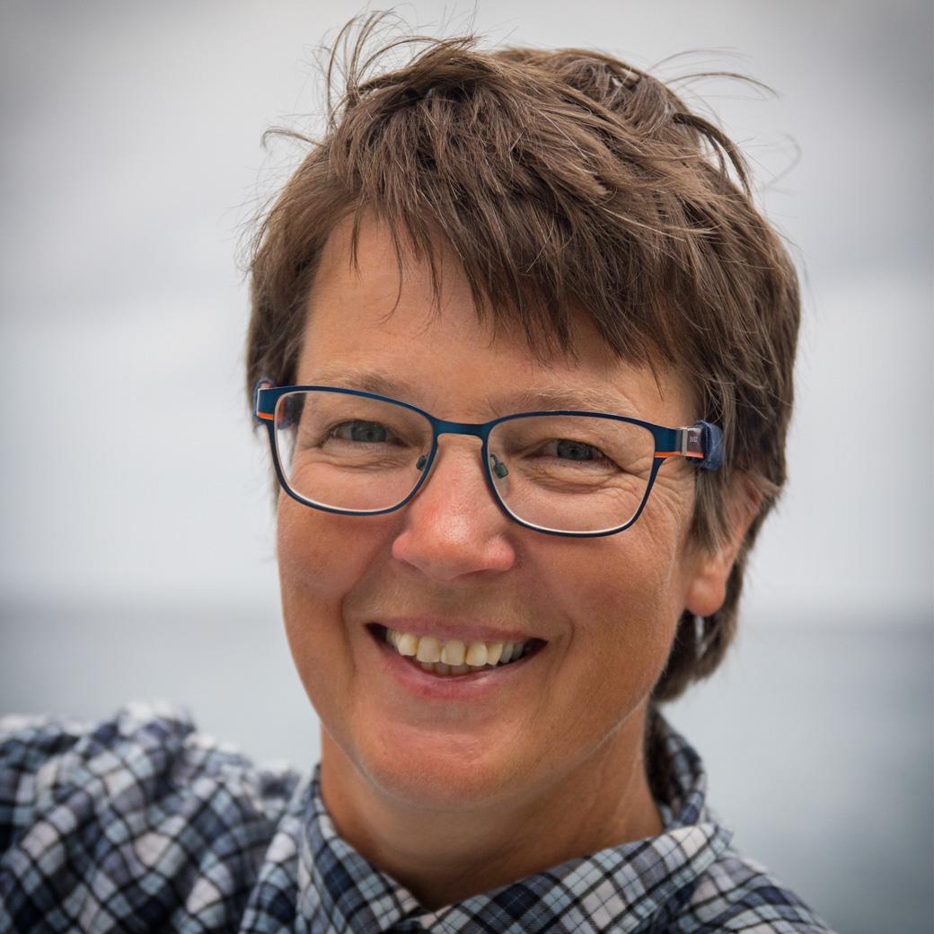 Susanne Radlach, Einhandseglerin, Segelyacht Mistral