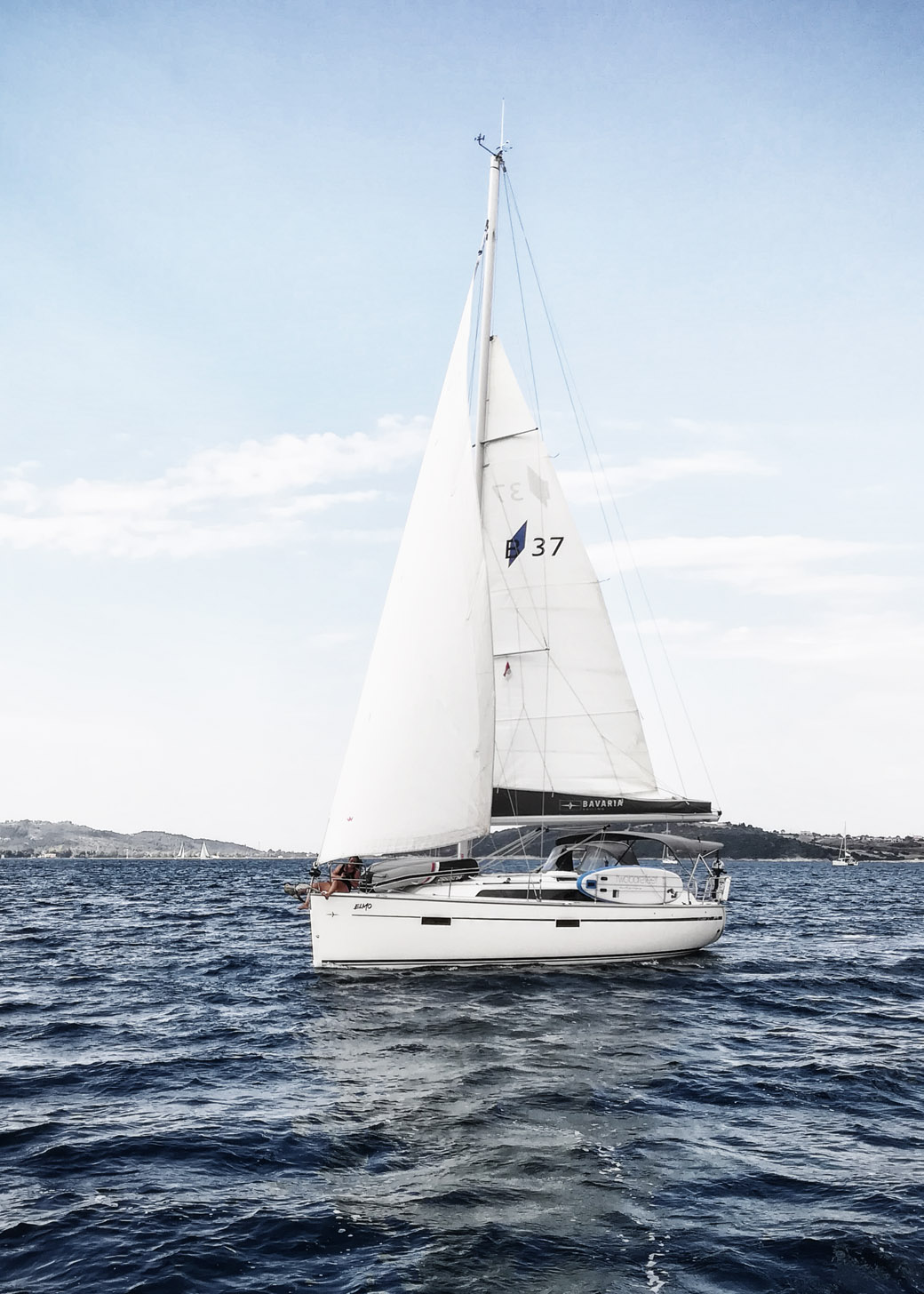 Segelboot Bavaria 37 Cruiser Blue Edition ELMO